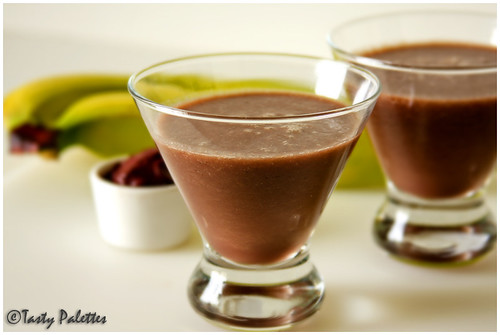 Acai Banana Smoothie
