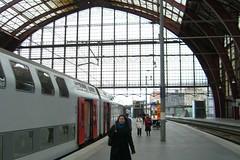 CIMG3813-Antwerp Central Station (Antwerp, Belgium) Photo