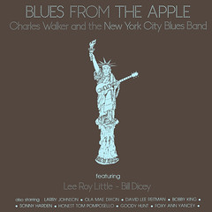 Blues from the Apple > Charles Walker & the New York City Blues Band