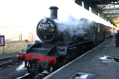 78019, Loughborough (Howard_Pulling) Tags: steam steamengine loughborough lms greatcentral 78019 hpulling howardpulling