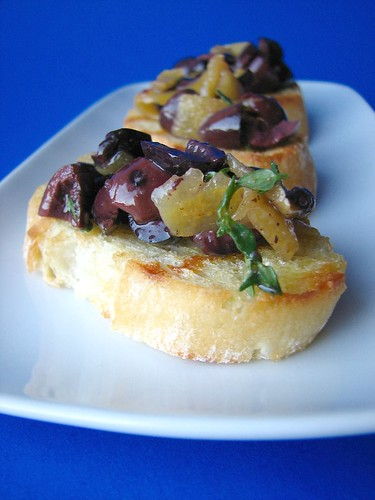 Lemon Confit with Kalamata Olives