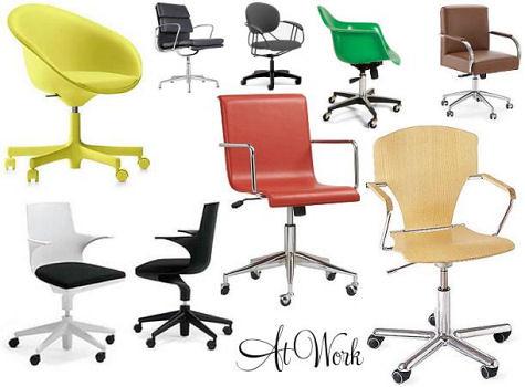 desk chair roundup | Design