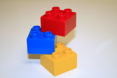Lego Stack (what_marty_sees) Tags: stilllife color fun toys