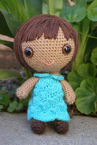 Selah's doll