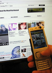 BlogTV Mobile Demo