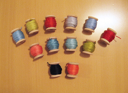 little spools