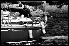 Mare Nostrum #3 - O Homem do leme (RiCArdO JorGe FidALGo) Tags: ocean bw portugal boat barco sailing sony pb cascais yatch iate velejar blueribbonwinner supershot flickrsbest dsch2 marinadecascais mywinners platinumphoto superbmasterpiece diamondclassphotographer fidalgo72 ysplix bwartaward ilustrarportugal sérieouro ricardofidalgo ricardofidalgoakafidalgo72