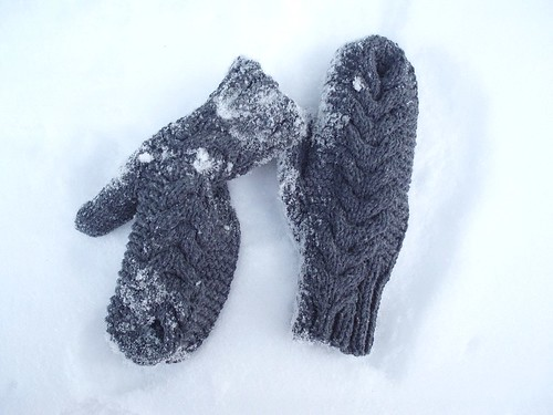 armour mittens