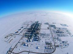 como aguja en un pajar (AgusValenz) Tags: blue winter sky white snow blanco azul nieve cielo soviet invierno centralasia kazakhstan eurasia explored platinumphoto   karabatan