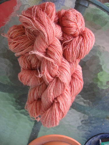 unknown mohair blend