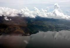 Tanjung Elmo (Mangiwau) Tags: bali lake west indonesia shots centre elmo flight center prostitute aerial cape boeing papua whore eastern whores prostitutes meri pleasure garuda brothel 737 tanjung d