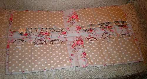 Circular Knitting Needle Case Anna Bright designs