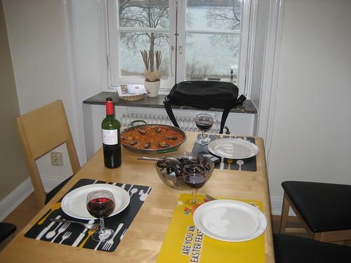 Comida Espa�ola en Suecia