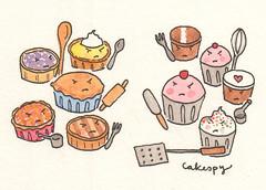 Pies Vs. Cakes