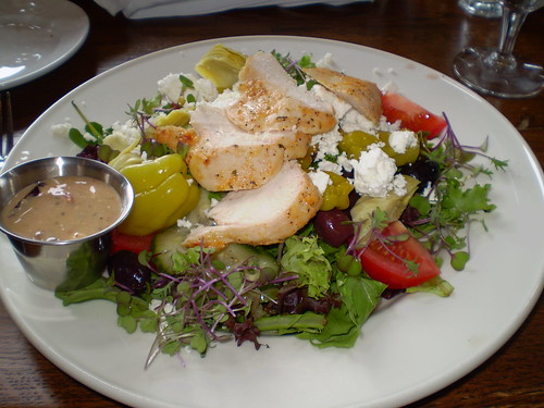 Elegant Grilled Chicken Salad
