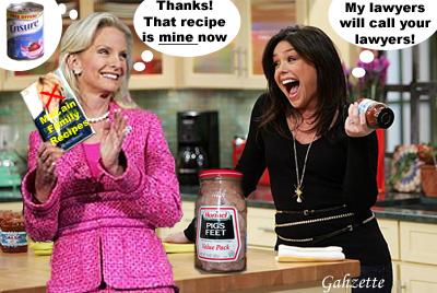 Cindy McCain and Rachael