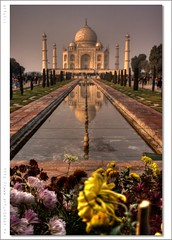 Another and the last of Taj Mahal. (arturii!) Tags: trip travel viaje people india seascape flower reflection beautiful beauty grave wonderful wonder mirror photo amazing nice interesting tour dof view walk delhi indian awesome great flor 7 taj tajmahal agra paisaje route frame espejo stunning vista viatge capture gent recent tomba artur gettyimages namaste reflexe landscap mirall paisatge maravilla reflexa persones impresive mywinners canoneos400d aplusphoto arturii maravella