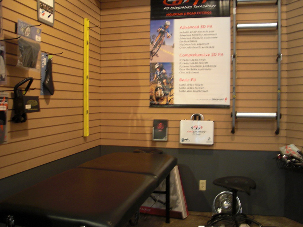 Montrose Bike Shop Offers Certified BG Bicycle Fitting