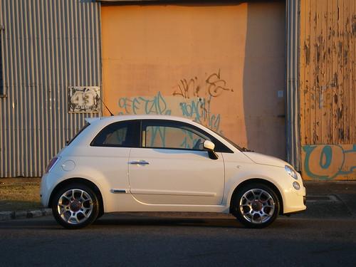 """Image: Fiat """"Ferrari"""" 500"""