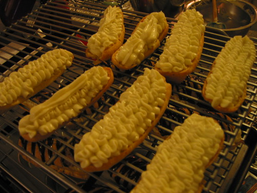 04 - Topless Filled Eclairs