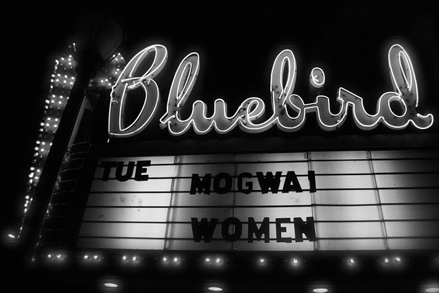 Mogwai ::: Bluebird Theater ::: 05.12.09