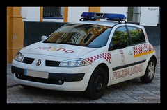 Renault Me'gane Polici'a Local Sevilla