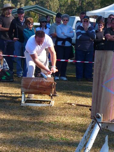 Glenreagh Timber Festival