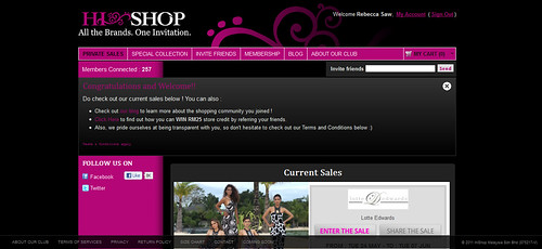 HiShop.my - Malaysia's Most Exclusive Online Shopping Club 1