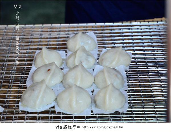 【新竹一日遊】北埔老街~在古廟舊巷內尋找專屬客家的美食7