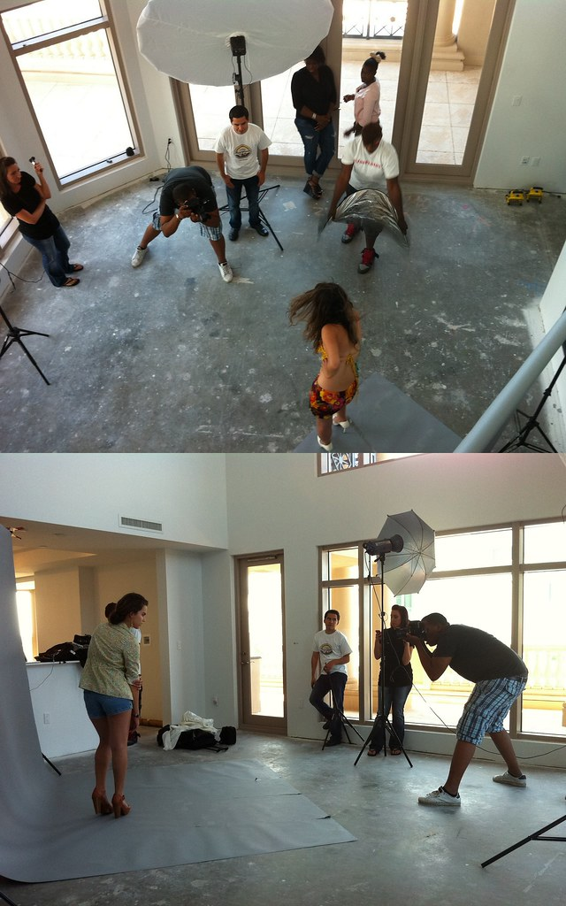 FStoppers Fashion - Behind the Scene