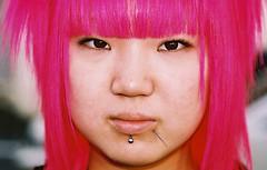 needles & pink (colodio) Tags: pink japanese face girl jkid harajuku tokyo japan yoyogi park fruits colodio 021102c29pinkyr explore style 角色扮演 japon japonais cosplay otaku