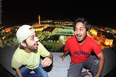 Me and Ammar in the 27th Night of ramadan (A.alFoudry) Tags: canon eos grand mosque full fisheye frame 5d kuwait fullframe مركز ramadan 15mm f28 ef ammar kuwaiti q8 abdullah عبدالله masjed الكويت canoneos5d kuw عمار q80 canonef15mmf28fisheye alothman العمل xnuzha alfoudry الفودري abdullahalfoudry foudryphotocom التطوعي العثمان kvwc kuwaitvoluntaryworkcenter
