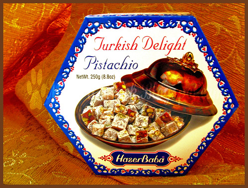 Turkish Delight Box