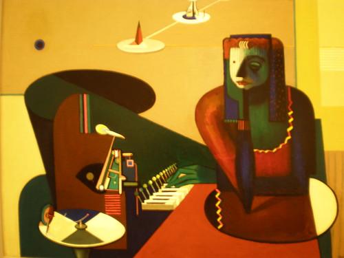 西奥多·罗斯扎克Theodore Roszak(1907-1981)作品集1 - 刘懿工作室 - 刘懿工作室 YI LIU STUDIO