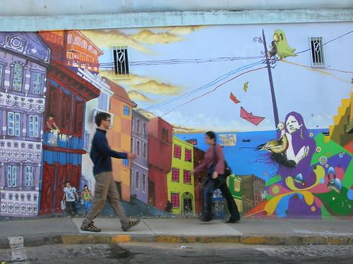 calle de Valparaíso