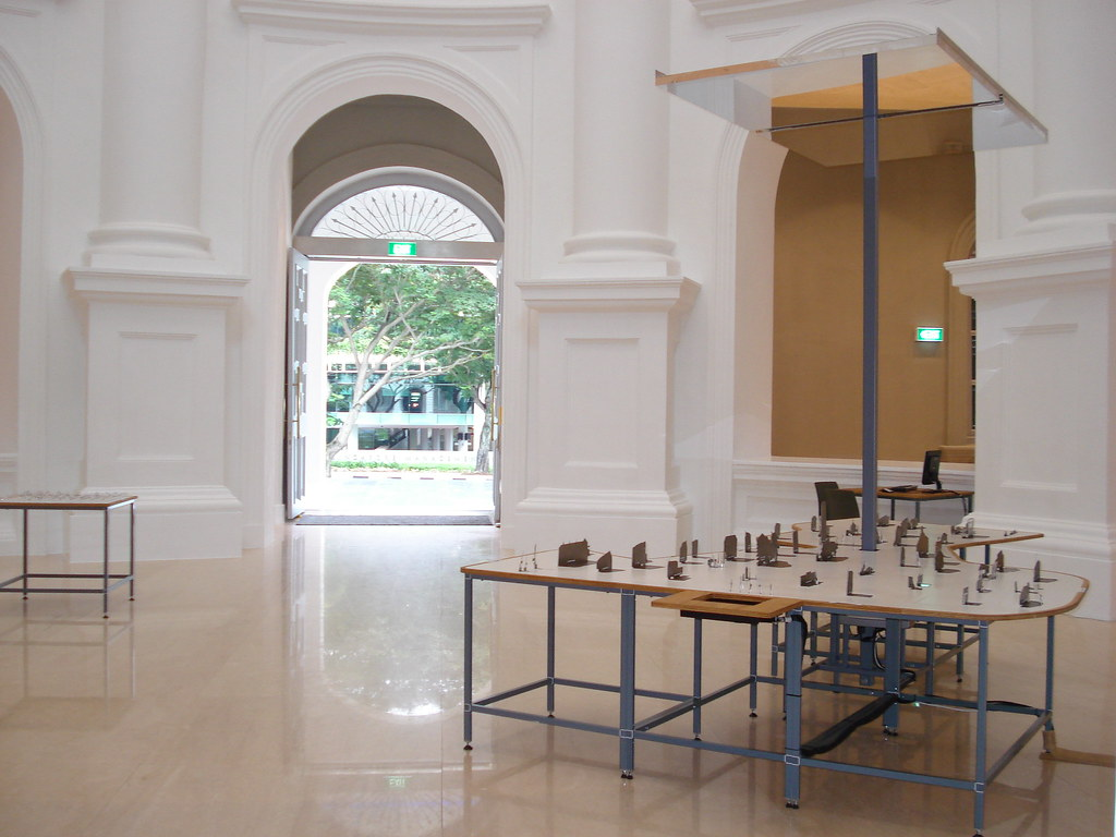 Day Of the Figurines at National Museum Singapore