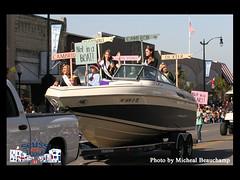 Not in a Boat? (Mike Beauchamp) Tags: city mike parade kansas ark beauchamp arkalalah