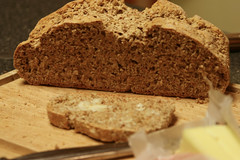 Irish Brown Bread