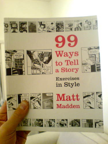99 ways to tell a story exercises in style