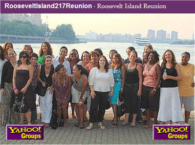 Yahoo Reunion Group