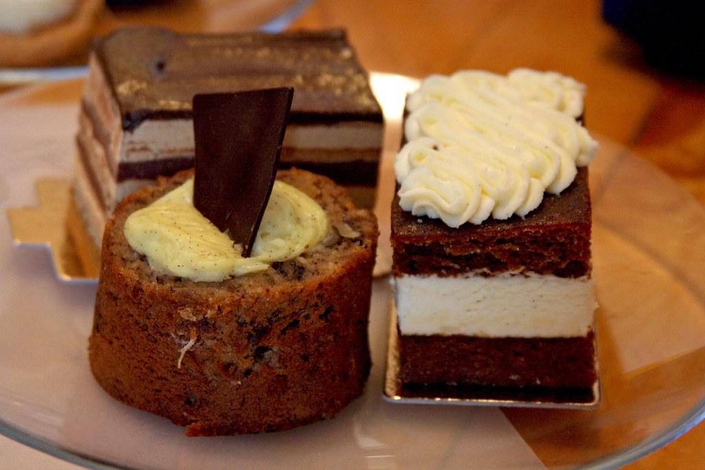 Dessert Tasting Plate 1