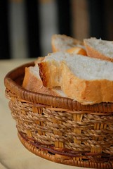 Bread at Lunch