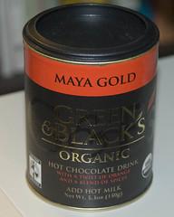 Green & Blacks Organic Maya Gold