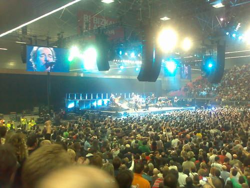 Bruce Springsteen en el BEC el 26 de noviembre de 2007