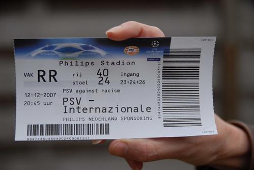 PSV-Inter Milan by FaceMePLS.