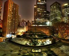 New York City Nightscape Panorama HDR (Kaldoon) Tags: nyc newyorkcity wallpaper urban panorama newyork building rooftop night buildings nightscape fisheye 5d empirestatebuilding empirestate gothamist hdr hdri pamoramic citynightscape widescreenwallpaper citybackground kaldoon hdrnyc panoramichdr 1635mmlii nightwallpaper hdrwallpaper newyorkcityhdr newyorkcitywallpaper nycwallpaper hdrnewyorkcity hdrnewyork newyorkcityatnighthdr nycnightwallpaper nycnightbackground nycbackgroundatnight nycdesktopatnight nycdesktopwallpaper newyorkcitywallpaperatnight nychdrwallpaperatnight