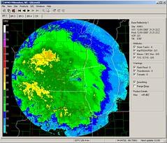 3:27pm Radar Update (Addison Chernow) Tags: wisconsin madison radar winterstorm