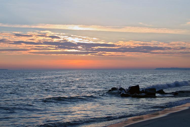 Nikolaev, black sea