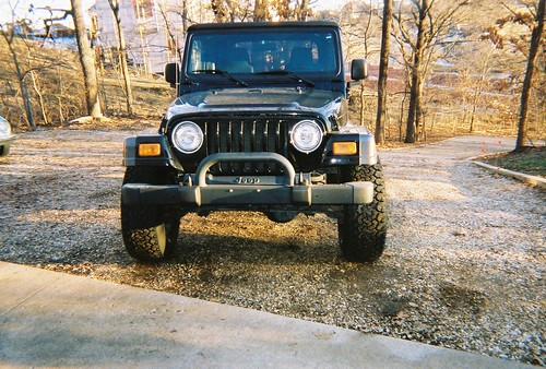 Rocky Mountain Edition Jeep Wrangler Front
