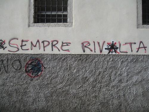 Always revolt